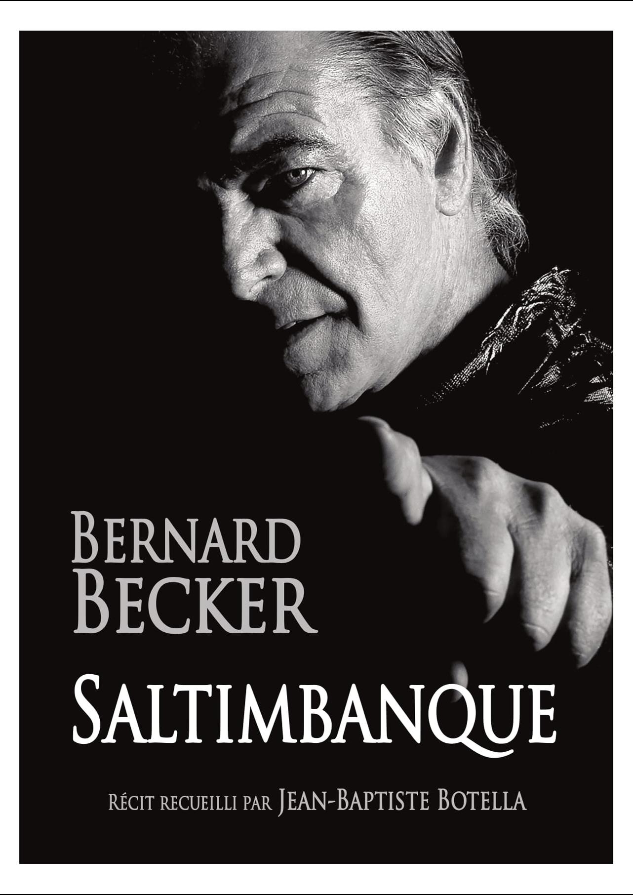 Bernard Becker saltimbanque